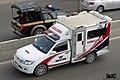 Toyota Hilux Ambulance, Bangladesh. (30200961253).jpg