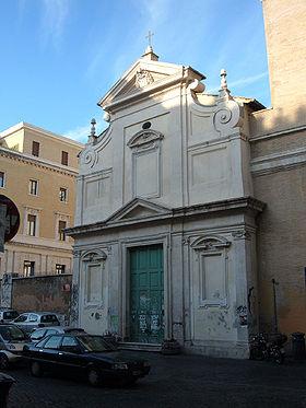 Rome Chrétienne et ses monuments - EUGENE DE LA GOURNERIE - 1867 280px-Trastevere_-_S._Callisto