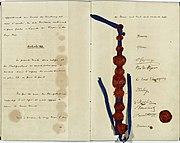 Treaty of London 1867 Art VII and signatures.jpg