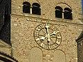 Trier - Hohe Domkirche St. Peter , Turmuhr.jpg