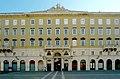 Trieste alte Boerse Rueckseite 09022008 01.jpg