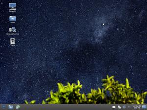Trisquel - Trisquel 6 Desktop running GNOME Fallback Mode