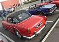 Triumph TR6 (1971) & TR4 (1962) (37010645356).jpg