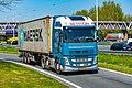 Truck Spotting on the A16 Direction Zwijndrecht 19 04 2019.... Not the Best spot with the Barrier , But better than Nowt . (40677472893).jpg