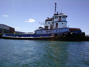 MV Point Valour - Image: Tug Point Valour