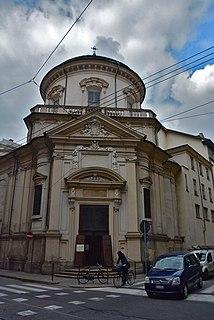 Church of the Visitation, Turin Church