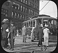 Turning from Second to Pike, Seattle, c1910 (7288909230).jpg