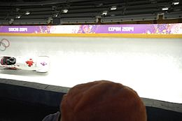 Two-man bobsleigh, 2014 Winter Olympics, Canada.JPG