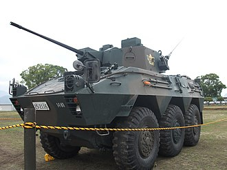 Type 87 ARV - Image: Type 87 scout and caution vehicle