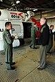 U.S. Coast Guard Lt. Cmdr. Tom Combs, an MH-60 Jayhawk helicopter pilot assigned to Coast Guard Air Station Kodiak, Alaska, gives Alaska Lt. Gov 120723-G-ZP298-002.jpg