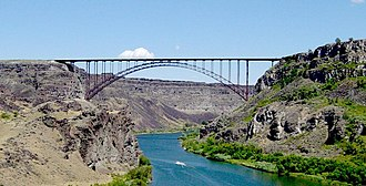 Perrine Bridge - July 2004