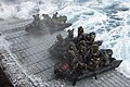 U.S. Marines assigned to Foxtrot Company, Battalion Landing Team, 2nd Battalion, 5th Marine Regiment, 31st Marine Expeditionary Unit conduct launch and recovery operations with combat rubber raiding craft from 140301-N-ZU025-013.jpg