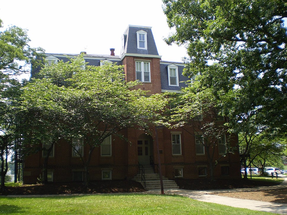 UMD Morrill Hall