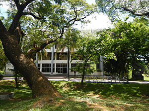 Jorge B. Vargas Museum and Filipiniana Research Center - Jorge B. Vargas Museum and Filipiniana Research Center   (UP Diliman).