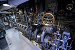 USS Bowfin - Engine Room (8326530073).jpg