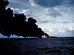USS Enterprise (CVAN-65) burning off Hawaii 1969.jpg