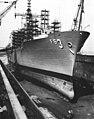 USS Niagara Falls (AFS-3) in dry dock c1983.jpg