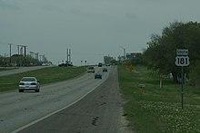 U.S. Route 181 - Wikip...