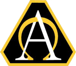 U.S. Army Acquisition Support Center - U.S. Army Acquisition Support Center shoulder sleeve insignia
