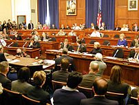 The House Financial Services committee meets. ...