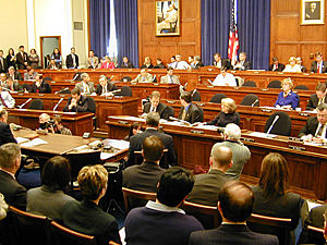 Meeting of the House Financial Services Committee