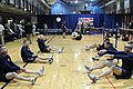 US Navy 111122-N-DX698-035 Service members participate in a sitting volleyball tournament at the Pentagon Athletic Center to commemorate Warrior Ca.jpg