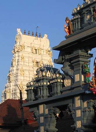 Madhvacharya - Udupi, Sri Krishna Temple established by Madhvacharya