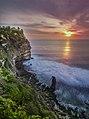 Uluwatu Temple sunset - Indonesia.jpg