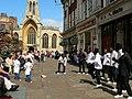 Umdumo Wesizwe in St Helen's Square, York - geograph.org.uk - 1432821.jpg