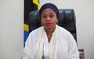 Ummy Mwalimu Tanzanian politician (born 1973)