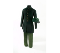 Uniform and hat of soldiers of the 1st Regiment of U.S. Sharpshooters.png