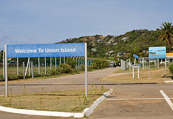 English: Union Island, St. Vincent and the Gre...