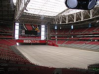 University of Phoenix Stadium no field.jpg