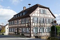 Untermerzbach, Marktplatz 8, 001.jpg