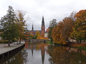 Church of Sweden - Uppsala, with its large cathedral, remains the seat of the Church of Sweden.