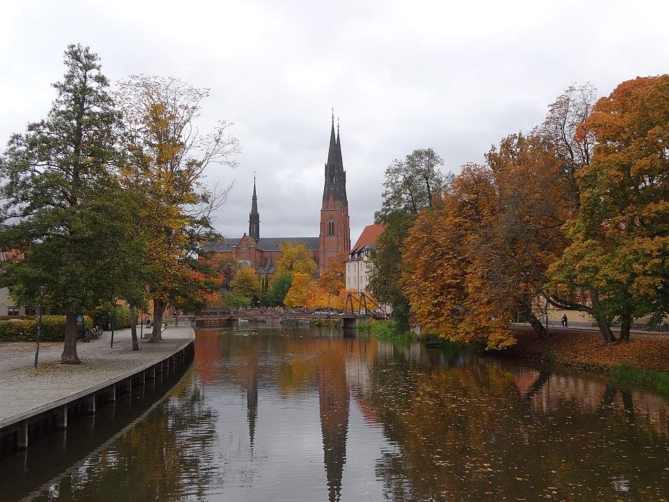 Uppsala Fyris cathedral horizontal