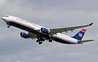 N278AY - A333 - American Airlines