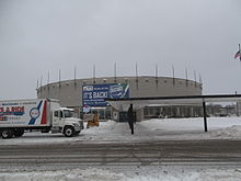 Utica Memorial Auditorium Exterior- December 15, 2013.jpg