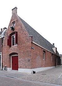 Utrecht - Kleine Vleeshal RM36263.JPG