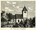 Våmbs kyrka Västergötland (Montelius 1877 s408 fig473).jpg