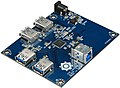 VIA VL810 SuperSpeed Hub Demo Board.jpg