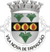 Coat of arms of Vila Nova de Famalicão