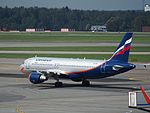 VQ-BIU (aircraft) at Sheremetyevo International Airport pic1.JPG