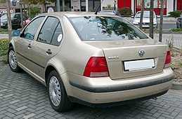 VW Bora rear 20071012.jpg