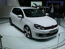220px VW Golf 6 GTi - See Below For Some Tips On How To Play Better Golf