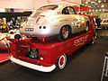 VW Transporter T2 Splittie lwb with Porsche 356 racer (7873978882).jpg
