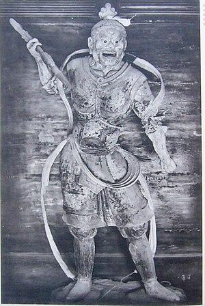 Nio - Tōdai-ji Shukongōshin before 1939