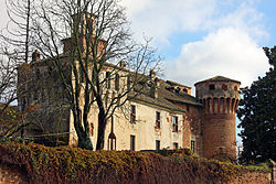 Castle of Valeggio.