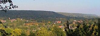 Vallée de Chevreuse - Vallée de Chevreuse at Gif-sur-Yvette.