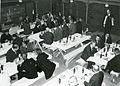 Valtionarkisto 1971. Lisärakennuksen harjannostajaiset 7.5.1971. Kansallisarkisto.jpg